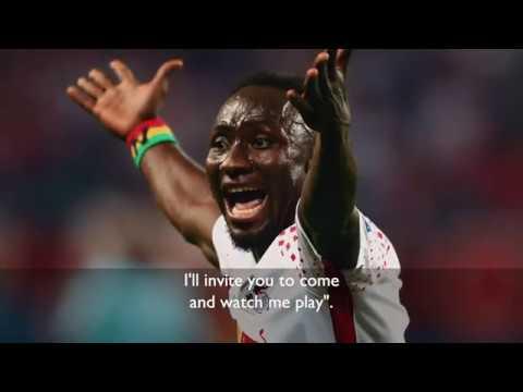 Naby Keita - 2017 BBC African Footballer of the Year nominee