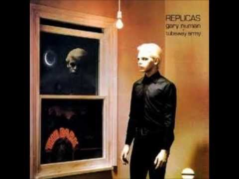 Gary Numan - Are 'Friends' Electric?