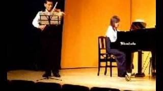 ミッチーがピアノを始めて2年目の、初発表会。