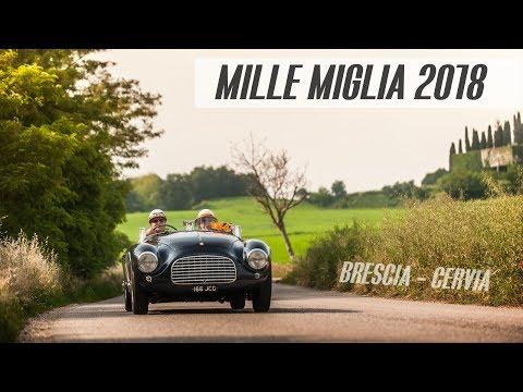 MILLE MIGLIA 2018 | Brescia - Cervia