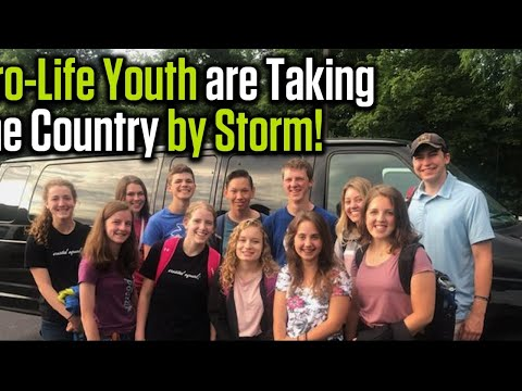 Pro-Life Youth are Taking the Country by Storm | The Mark Harrington Show | 6-25-20