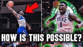 The Truth About Zion Williamson And The Boston Celtics