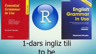 Dars 1 Raymond Murphy Ingliz Tili Grammatikasi RIDDIN UZ