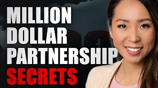 How to Build Partnerships in Business - Lisa Song Sutton | Dropping Bombs Podcast (333)