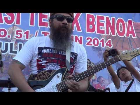 Navicula feat Choki_NTRL - Bali Tolak Reklamasi (live)