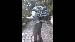 Yon Gondrong ( One Man Band Indonesia ) - Anoman Obong