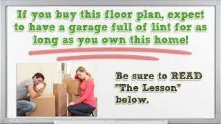 Baton Rouge Real Estate Appraiser Don't Buy This Flawed Floor Plan