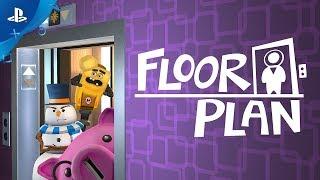 Floor Plan - Launch Trailer | PS VR