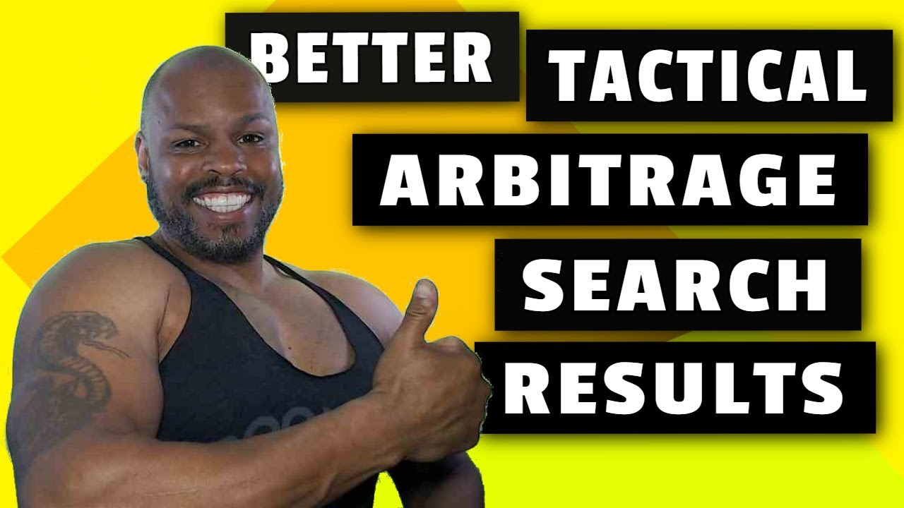 Better tactical arbitrage search results.