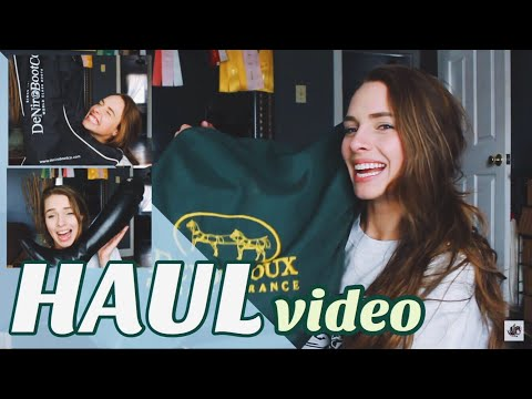 LONGEST EQUESTRIAN HAUL VIDEO EVER
