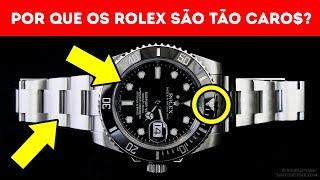 Por Que O Relógio Rolex É Tão Caro?