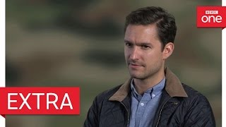 Ben Aldridge explains the leader Captain James - Our Girl: Series 2 - BBC One streaming