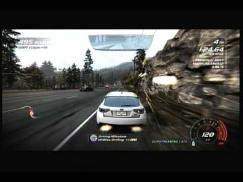 Need For Speed Hot Pursuit Xbox 360 Gameplay Youtube