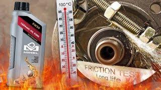 Mihel Ceramic Oil 9200 5W30 Jak skutecznie olej chroni silnik? 100°C