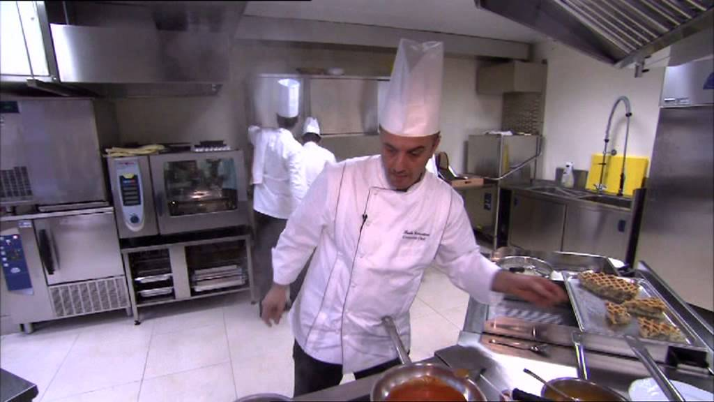 Msc crociere cucina italiana youtube for Cucina youtube