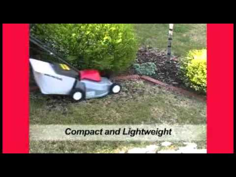 HRE370 - Honda Electric Mower Product Demonstration