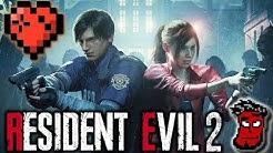 Resident Evil 2 Remake - Couple-Coop! Gameplay [German Deutsch]