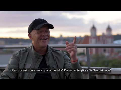 Ramūno Rudoko interviu su Mantu Bartuševičiumi, ZERO LIVE SHOW