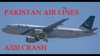 Pakistan International Airlines Crash of Flight 8303 22 May 2020
