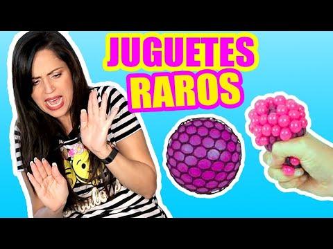 Abriendo Juguetes RAROS! PLAY con SANDRA - SandraCiresArt