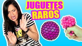 Abriendo Juguetes RAROS! PLAY con SANDRA - SandraCiresArt thumbnail