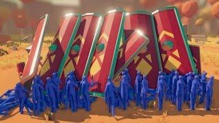 Totally Accurate Battle Simulator: Greek Philosophers (WIP)