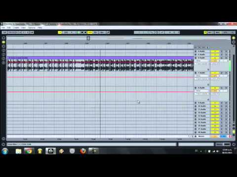 Ableton 8 - El Chombo vs Xpedientes Mix 2011 - Dj Nelson