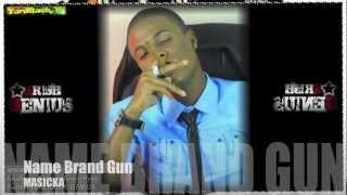 Masicka - Name Brand Gun [May 2012]