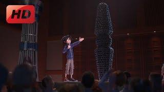 6 Süper Kahraman  Hiro Mikro Robotları Tanıtıyor  Klip (4/15) HD