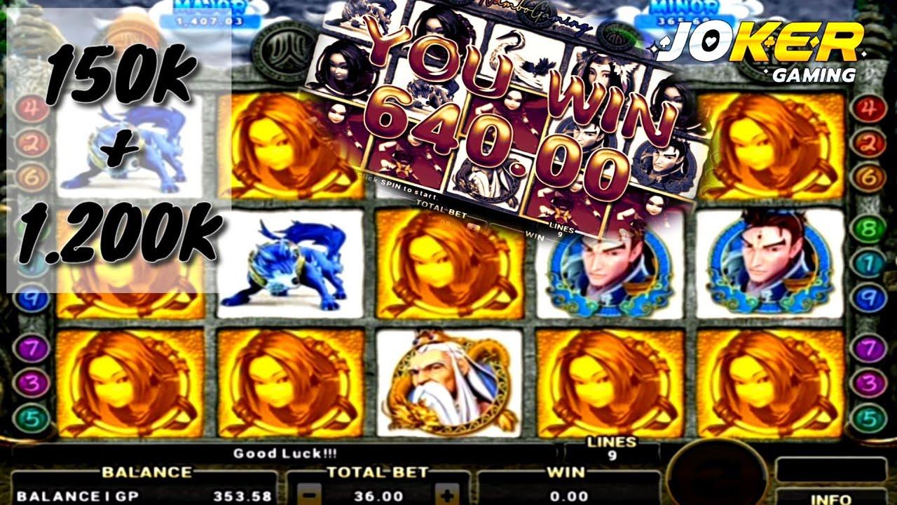 Trik menang banyak main slot Thunder God - pemula || setting bet - YouTube