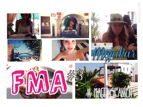 FOLLOW ME AROUND SPANIEN + Food diary #3 #MagginSpanien