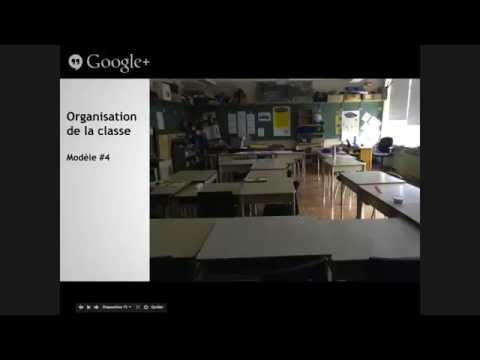 Engager les élèves: faire vivre la classe... numérique -- AQUOPS 2014
