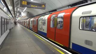 Transport for London - London Underground Victoria Line