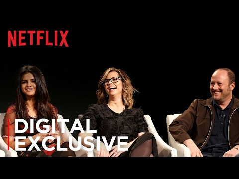 13 Reasons Why Panel | There's Never Enough TV | Netflix