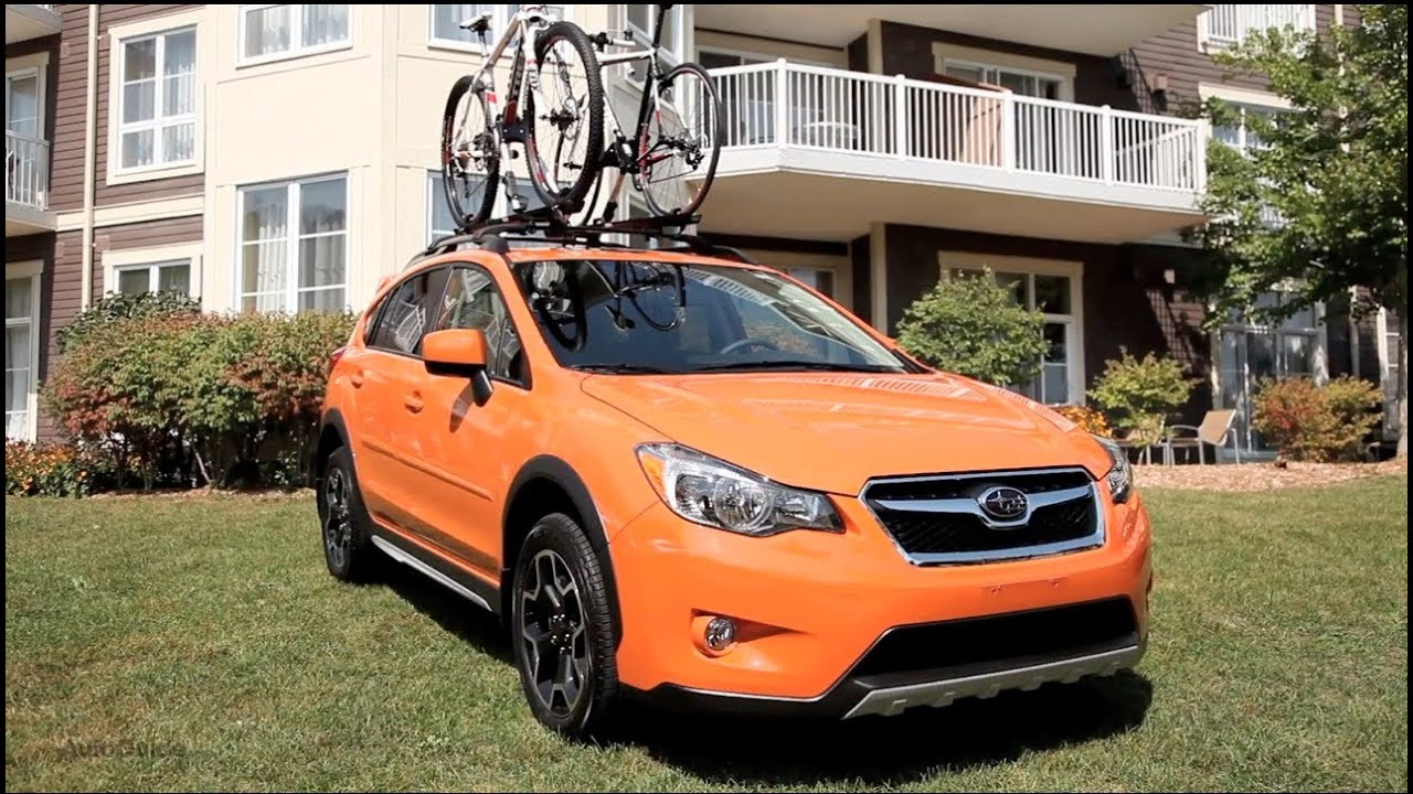 2013 subaru xv crosstrek review - city size, off-road style - youtube