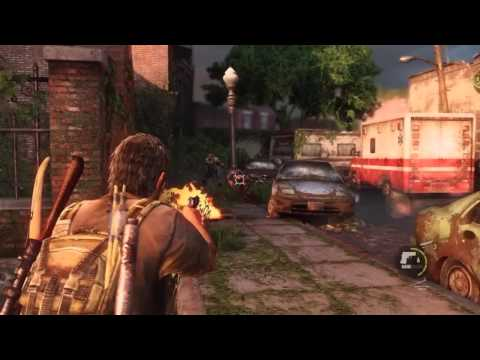 The Last Of Us : Remastered - Unlimited Shiv Glitch