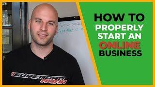 Start an Online Business - Cashflow Is King