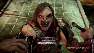 Middle-earth: Shadow of War Gameplay Trailer