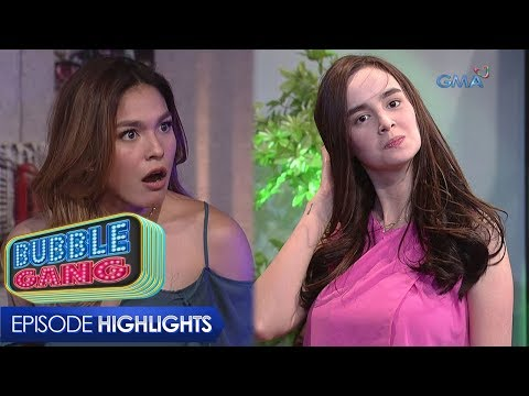 Bubble Gang: Dibdibang harapan sa bar