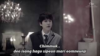 Download SUPER JUNIOR - EVANESCE KARAOKE MP3 song and Music Video