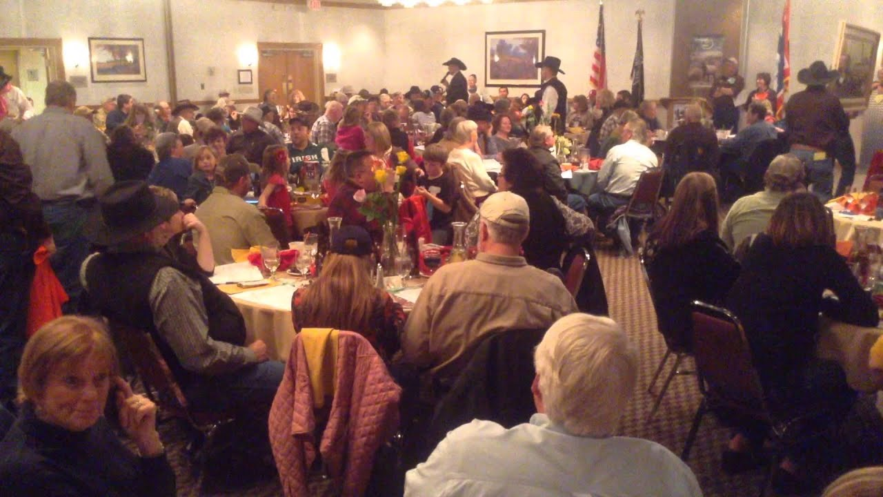 Rocky Mountain Elk Foundation Banquet 2-15-14 - YouTube