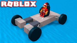 Roblox → BUILDING AQUATIC CARS!! -Roblox Build A Boat For Treasure Cars 🎮