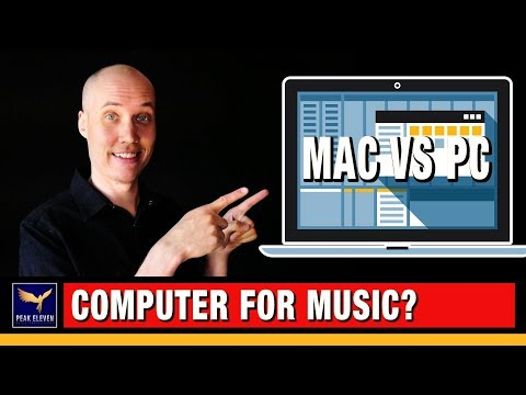 MAC vs PC for Music Production - Best Computer for Music?
