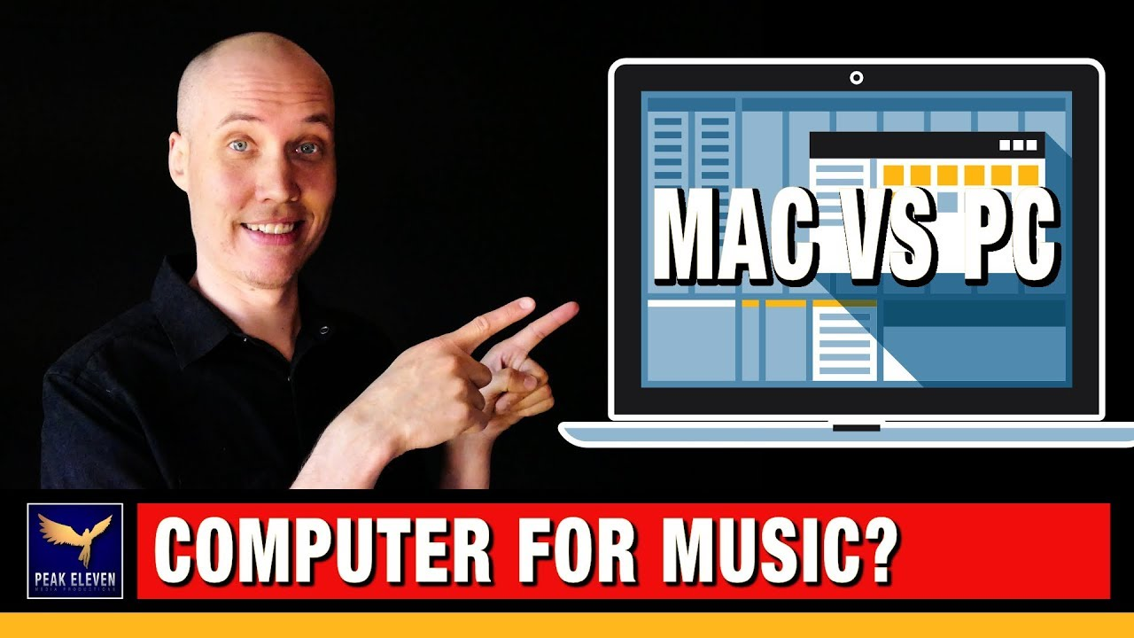 how to make a music video on a mac computer