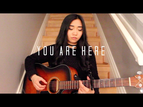 You Are Here x An Original (By Marylou Villegas)