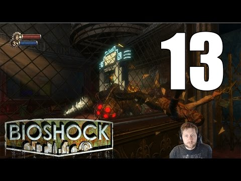 BioShock  Remastered - Let's Play Part 13: Fort Frolic