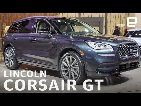 Lincoln Corsair GT: A PHEV with 25 miles of AWD EV range