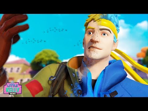 HOW NINJA WENT FROM NOOB TO HERO | Fortnite Short Film