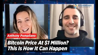 Bitcoin Price at $1 Million? This Is How It Can Happen: Anthony Pompliano