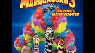 Madagascar 3 SoundTrack ● Hans Zimmer - Light The Hoop On Fire!